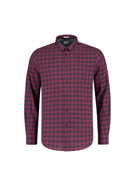 Dstrezzed overhemd Tonal Black