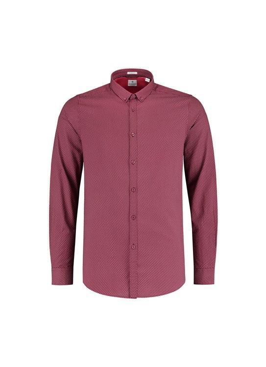 Dstrezzed Overhemd Fine Jaquard