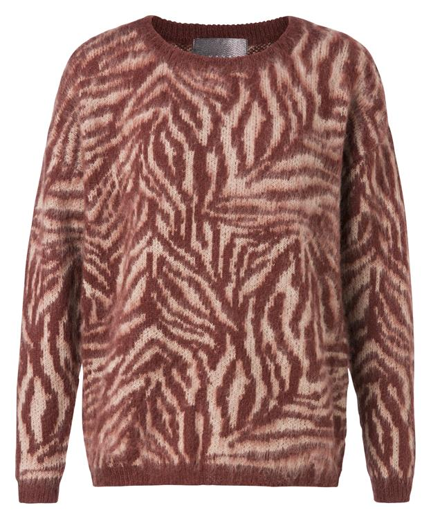 YAYA Sweater Zebra 100067-825