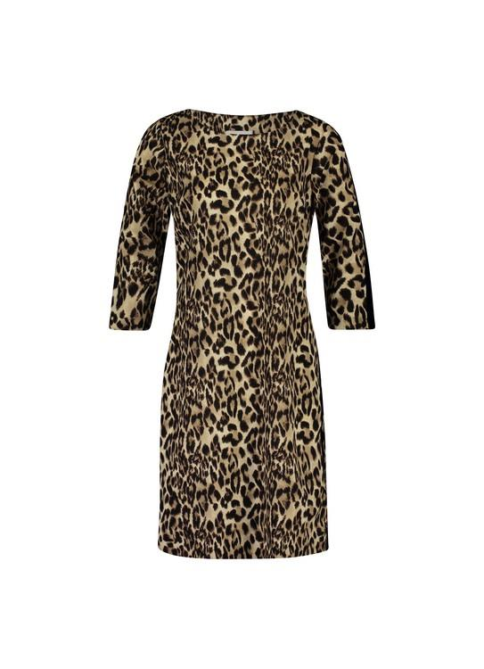 In Shape Jurk Animalprint