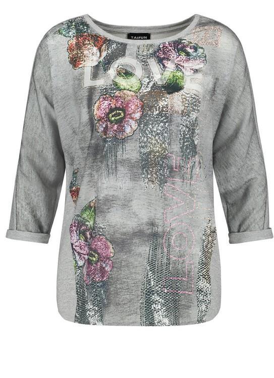 Taifun T-shirt 3/4-sleeve