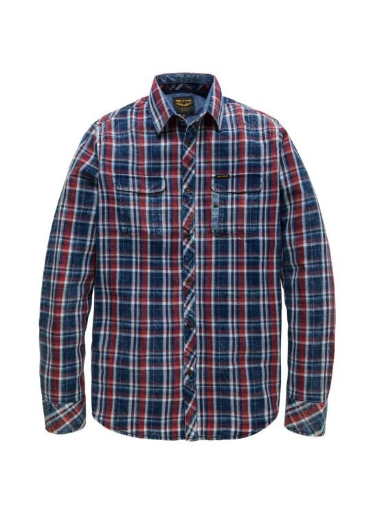 PME Legend Shirt LS Indigo