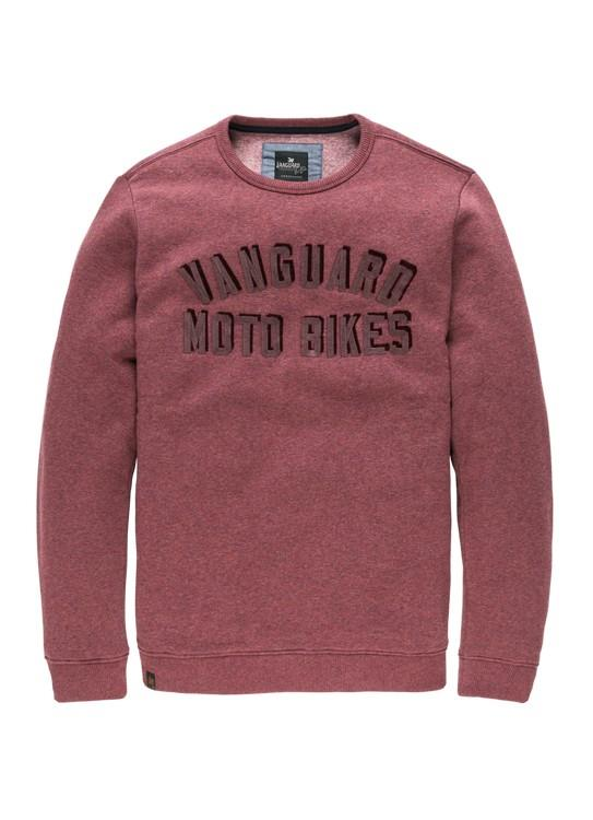 Vanguard T-Shirt Melange Sweat