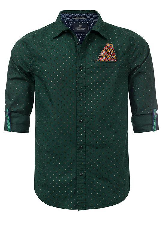 Scotch & Soda Overhemd Regular