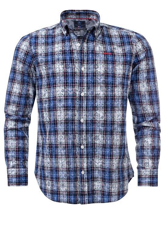 N.Z.A Overhemd Wardell