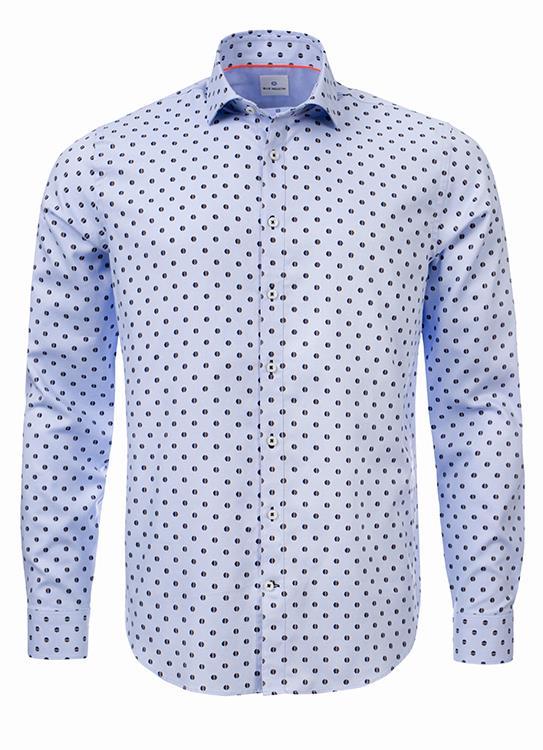 Blue Industry Overhemd 1037.82