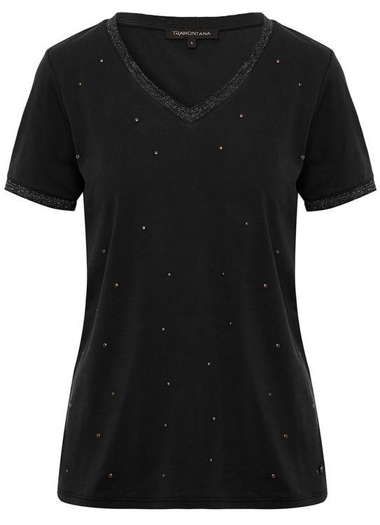 Tramontana T-shirt SS Studs