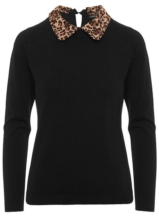 Tramontana Sweater Leopard