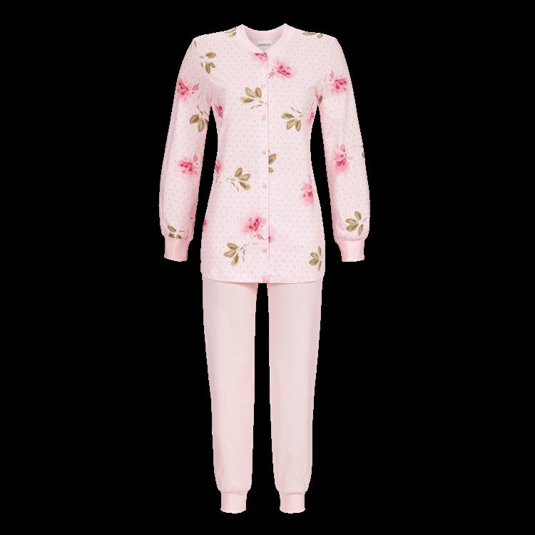 Ringella klassieke pyjama doorknoop