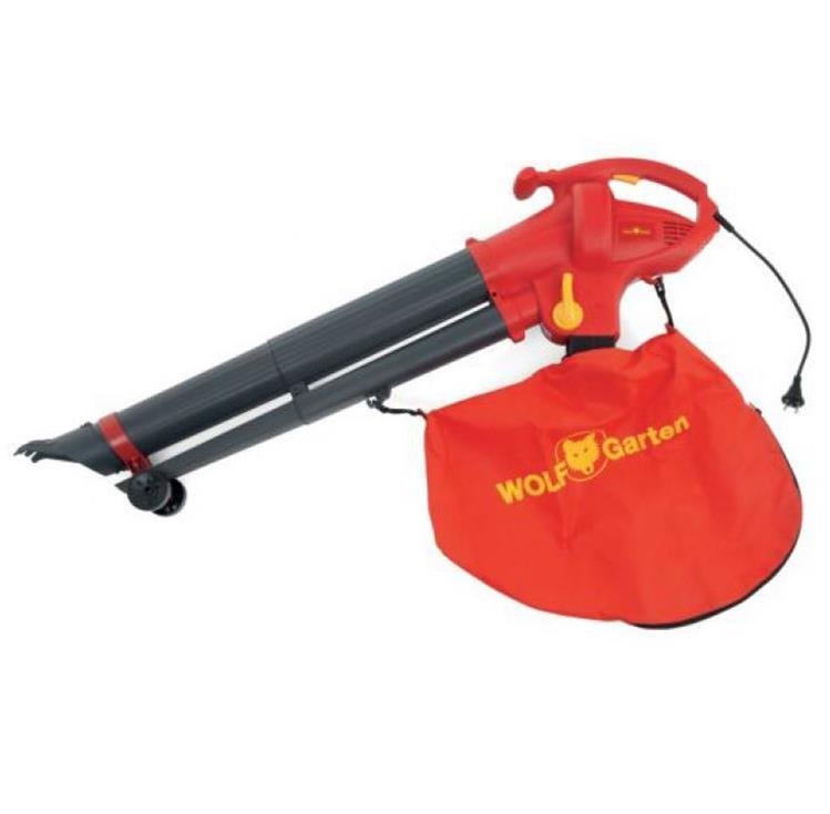 Wolf bladblazer - LBV 2600 E - Elektrische Bladblazer en Bladzuiger