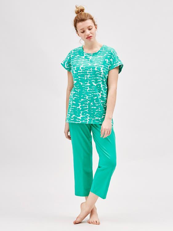 Nanso pyjama Pallolehdet