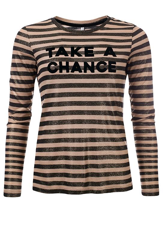 Summum Top LS Stripe.