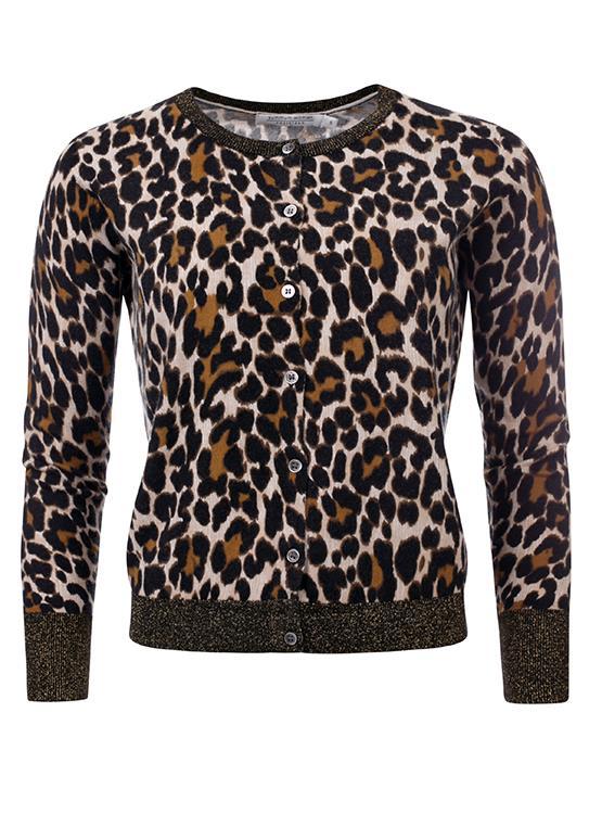 Summum Vest Leopard