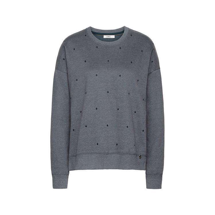 Cyell Sweater lange mouw American Fleece