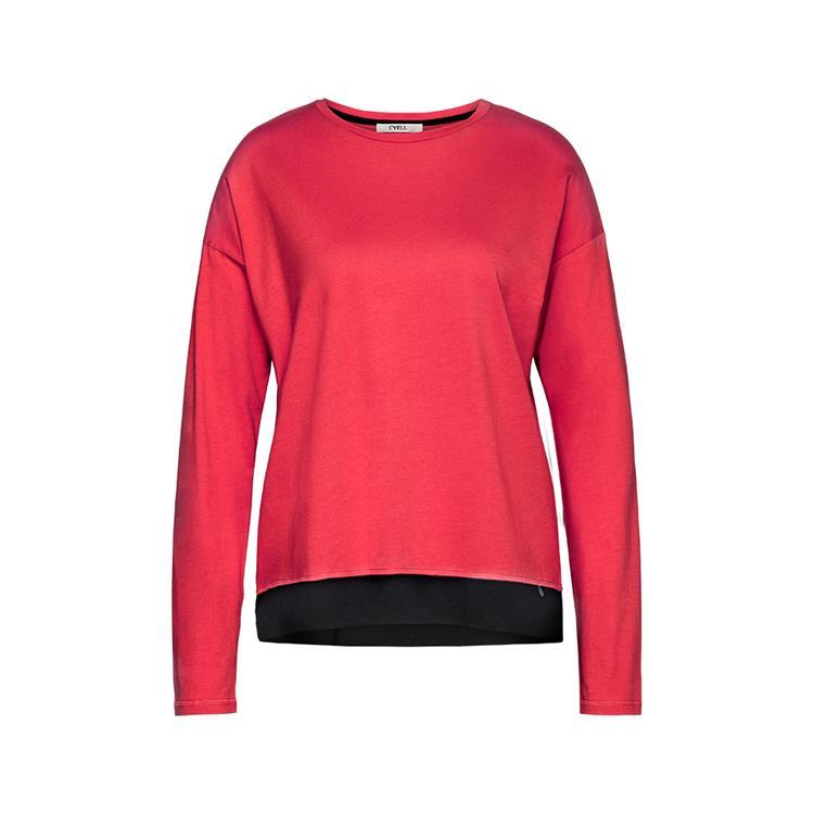 Cyell shirt lange mouw Solids Pink