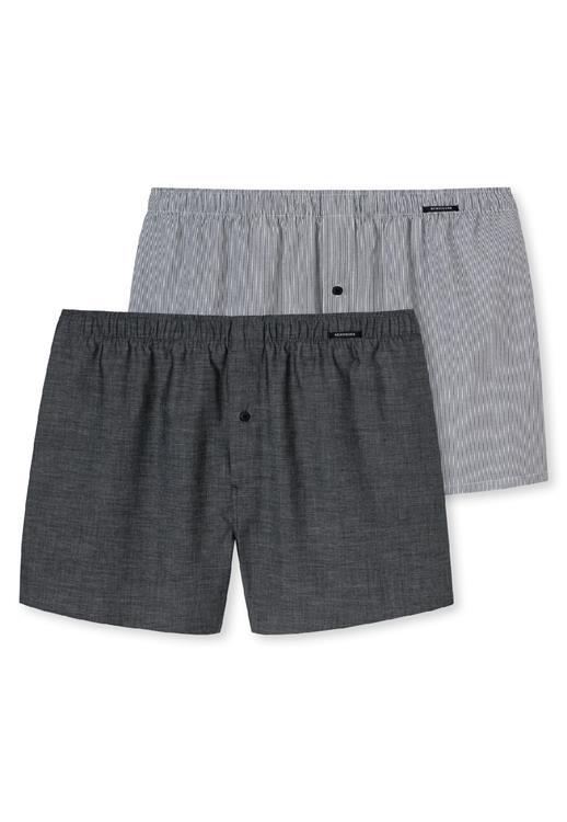 Schiesser boxershorts 2-pack