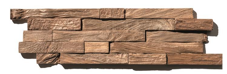 Houten Wandpanelen | Indo Deco Wall Teak | Sumatra