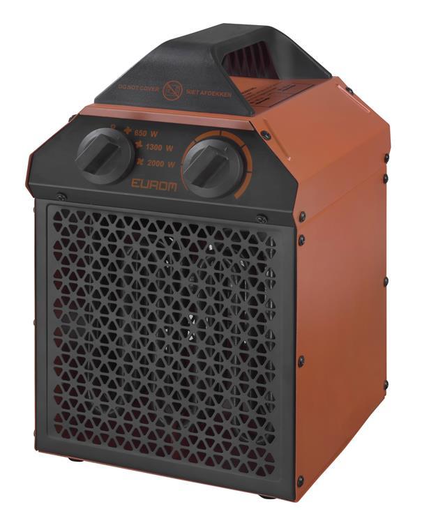 Ventilatorkachel EK Delta 2000