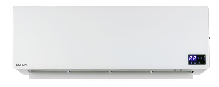 Eurom Keramische Wandkachel Wall Designheat 2000 WiFi