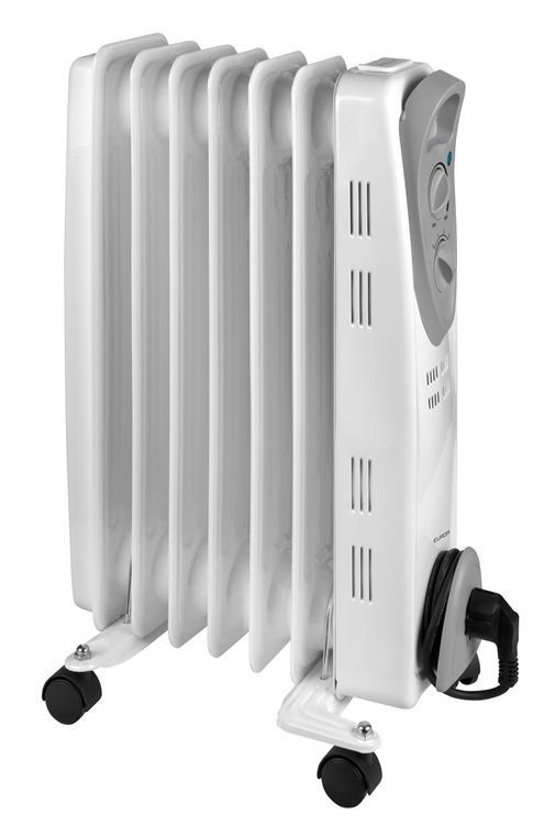 Eurom RAD1500 oliegevulde radiatorkachel