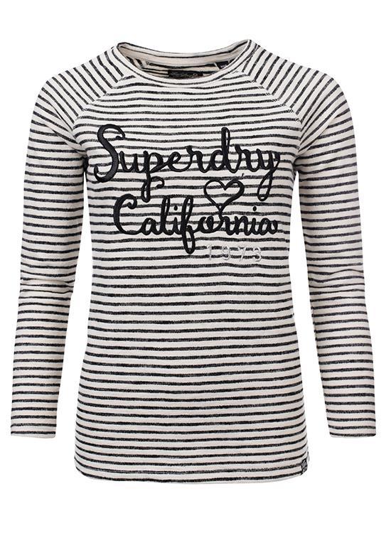 Superdry T-Shirt LS Blossom