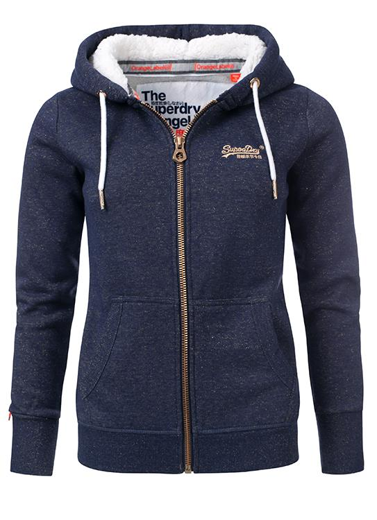 Superdry Sweater Orange Label