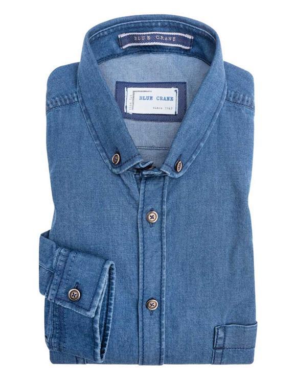 Blue Crane Overhemd 3100248
