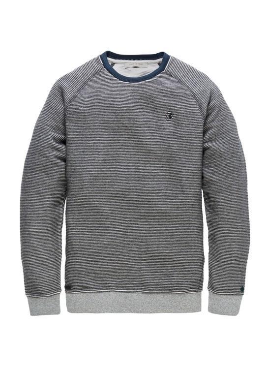 Cast Iron T-Shirt Ottoman Stripe