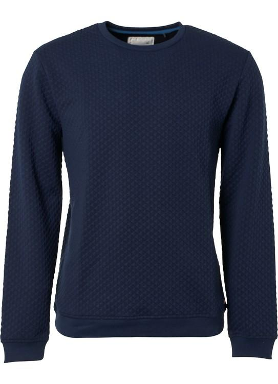 No Excess Sweater Double Layered.