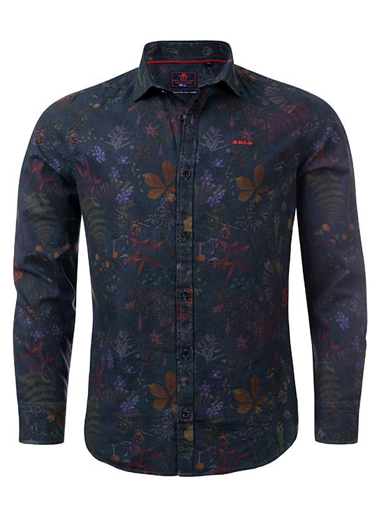 N.Z.A. Shirt LS Uawa