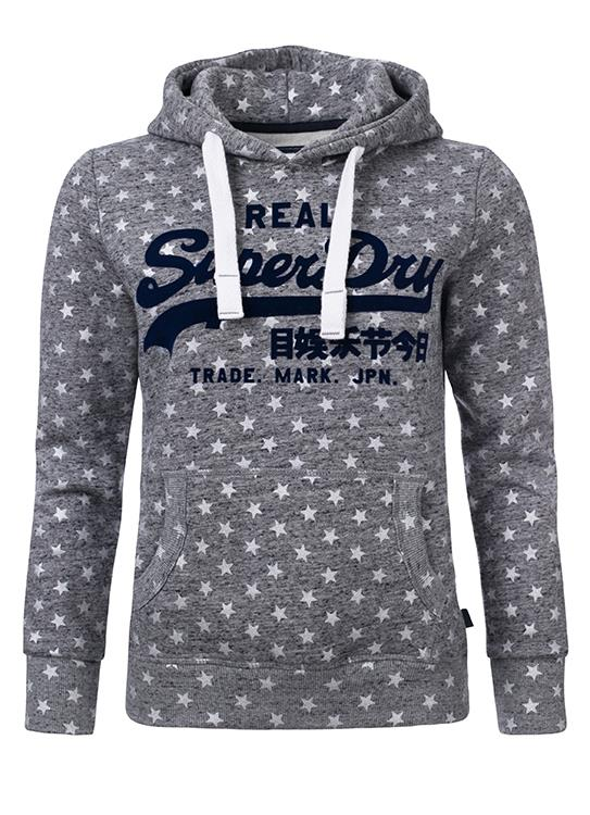 Superdry Sweater Logo