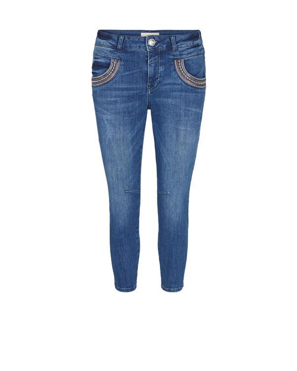 Mos Mosh Jeans 7/8 Naomi Muscat