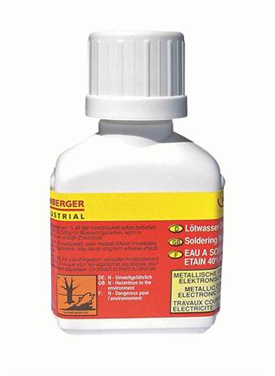 Rothenberger Soldeervloeistof, fles, 24ml