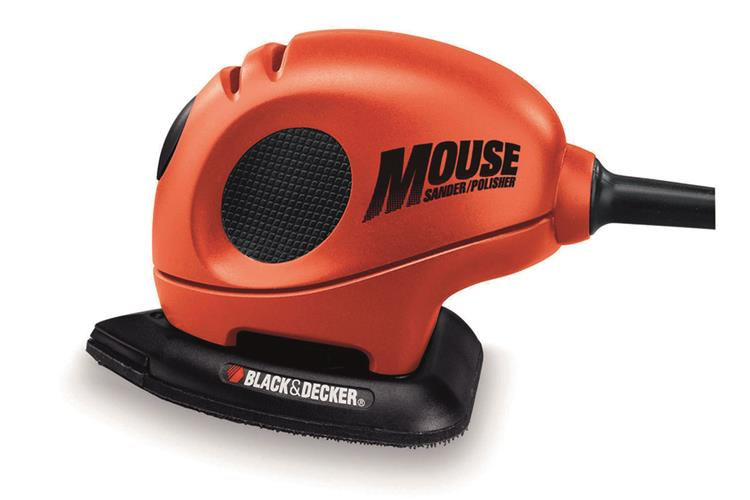 Black & Decker Mouse schuurmachine