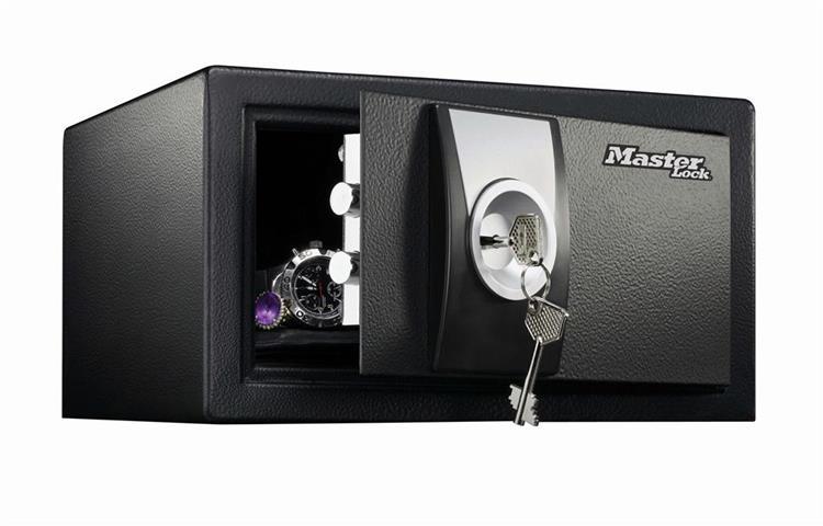 Masterlock Kluis, met sleutel, medium