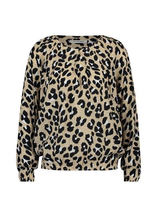 In Shape Blouse Animal