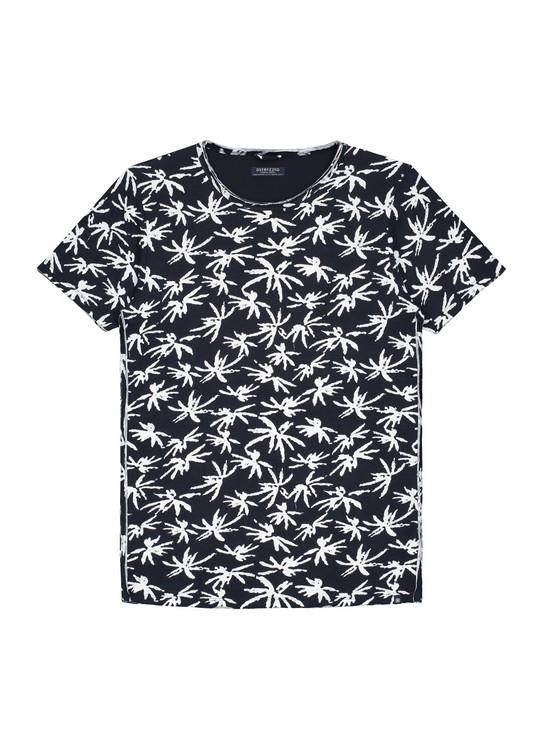 Dstrezzed T-Shirt Palm Single Jersey