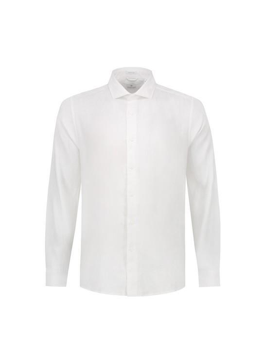 Dstrezzed Overhemd Cut Away Linen