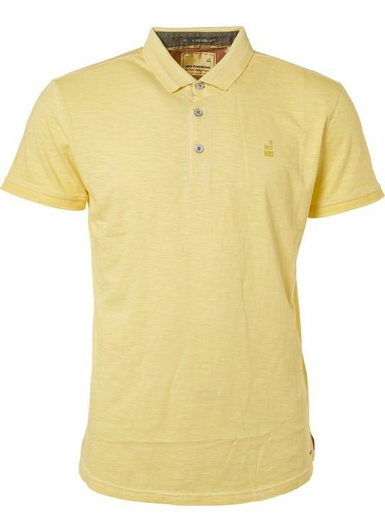 No Excess Polo Cold KM Yellow