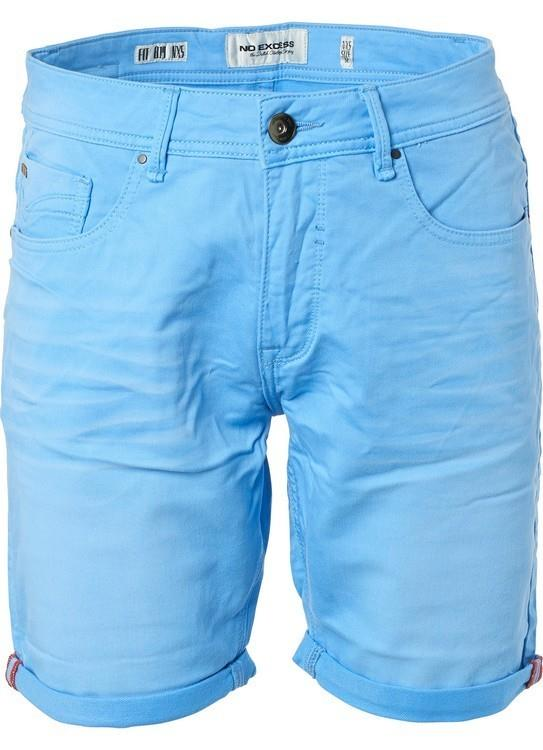 No Excess Short Sweat Coloured Blue