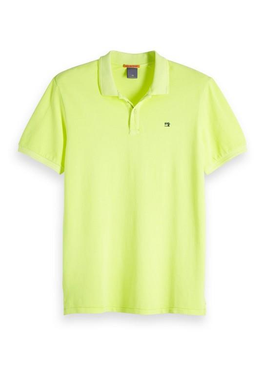 Scotch & Soda Polo geel