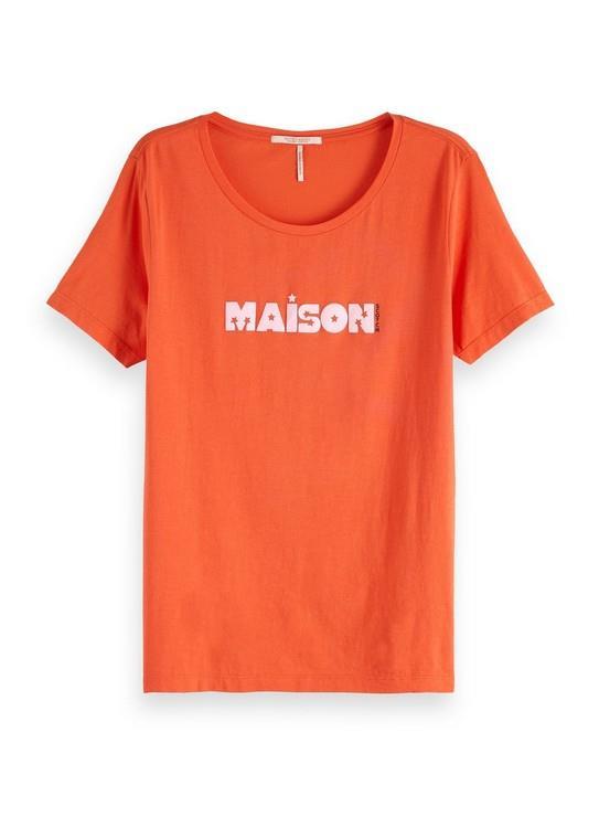 Maison Scotch T-Shirt 150161