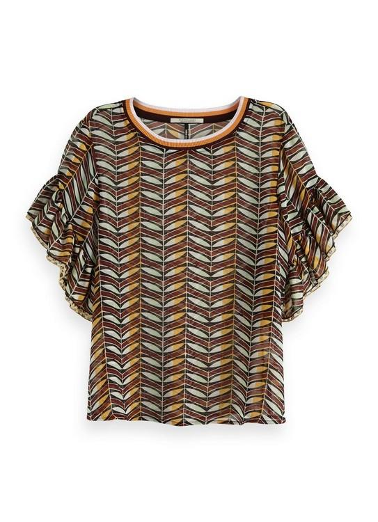 Maison Scotch Top 149806
