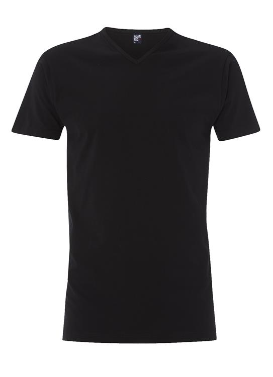 Alan Red T-shirt Vermont 1-pack