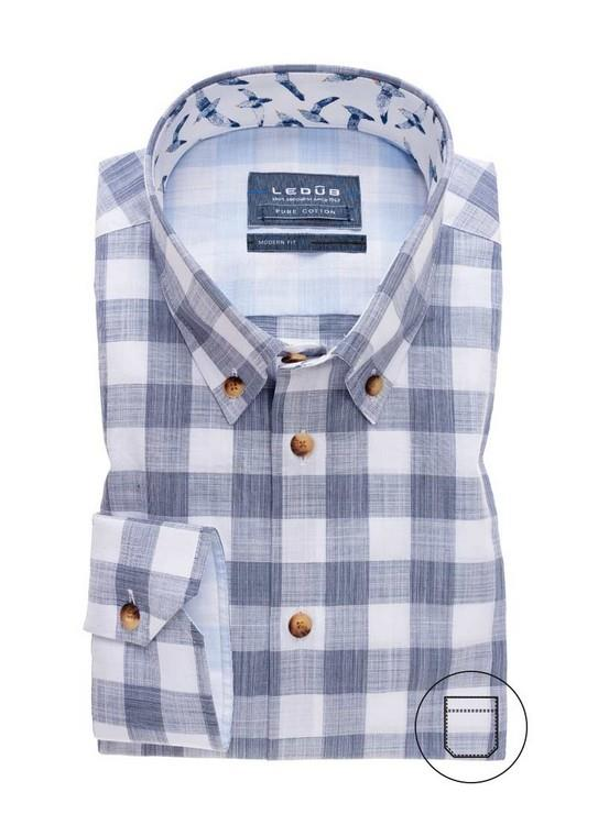 Ledub Overhemd  0138003