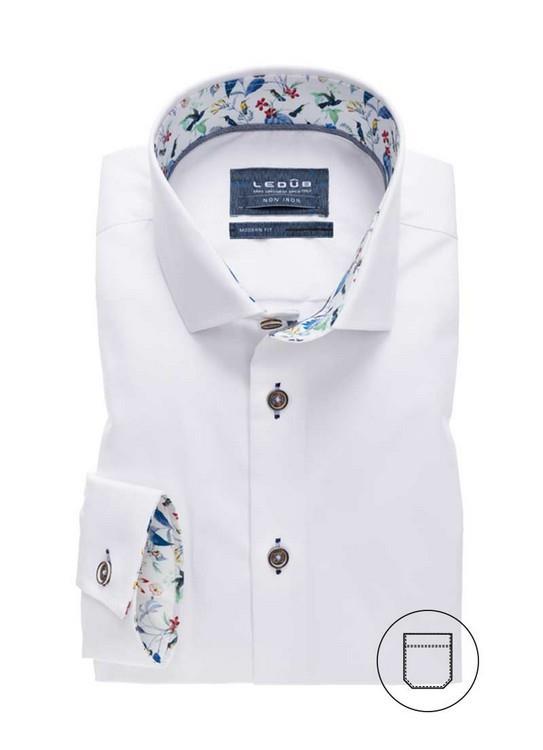 Ledub Overhemd  0137821