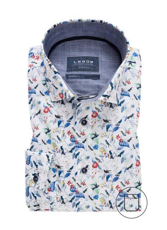 Ledub Overhemd  0137814