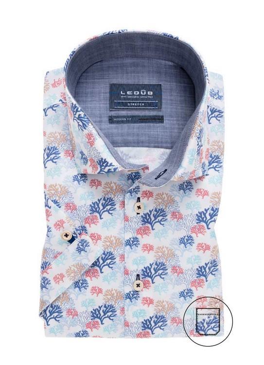 Ledub Overhemd KM 0137909