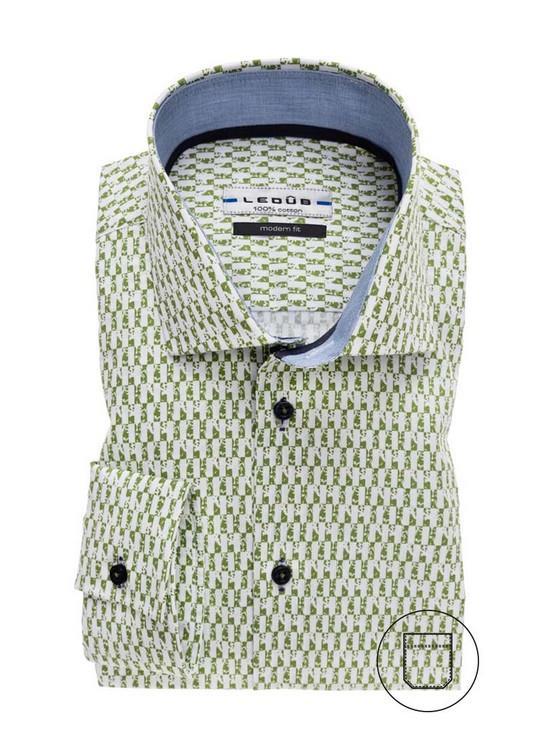 Ledub Overhemd  0137697
