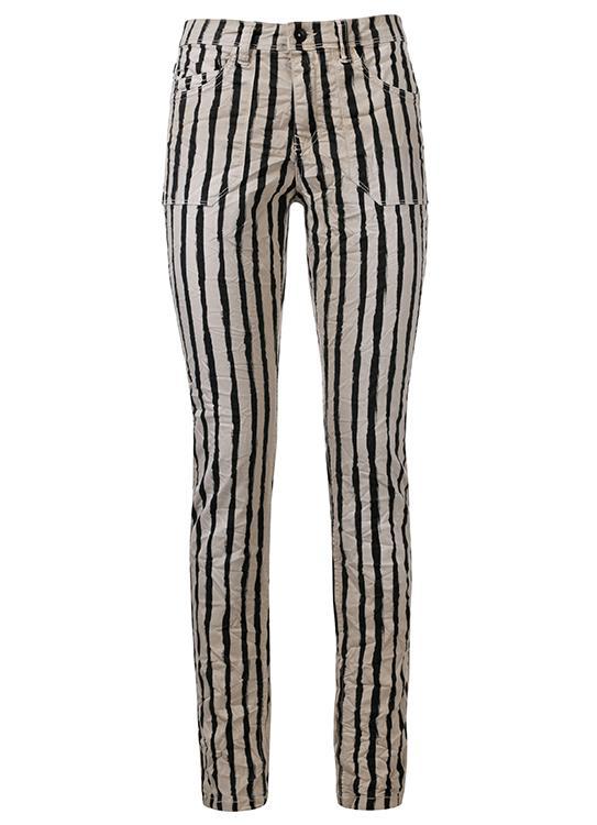 Summum Broek Irregular Stripe